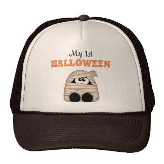 First  Halloween Cap