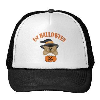 First  Halloween Trucker Hat