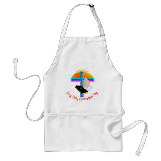 First Holy Communion Day Gifts Adult Apron