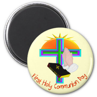 First Holy Communion Day Gifts Refrigerator Magnets