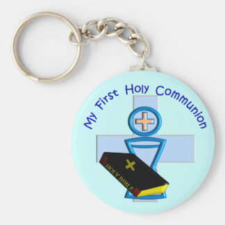 First Holy Communion Gifts for Kids Key Chains
