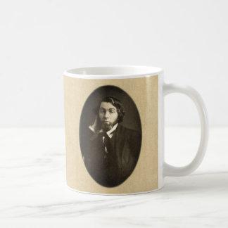 First known Walt Whitman portrait Mug