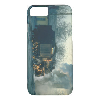First light at Elzig, Turkey catches_Steam Trains iPhone 7 Case