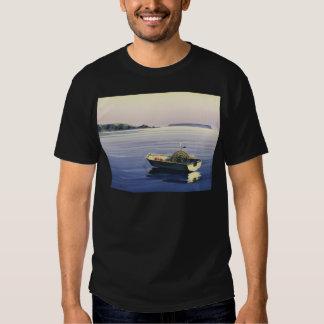 First Light - Plimmerton,& Mana island Shirts