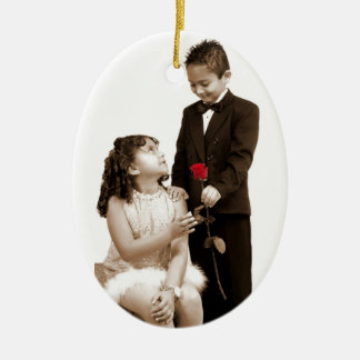 First Love Ornament