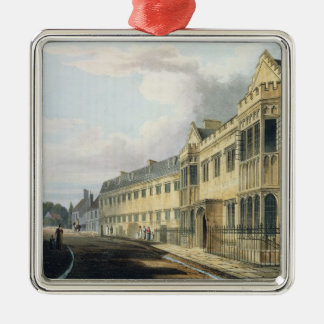 First Master's House, Harrow School, from 'History Christmas Ornament
