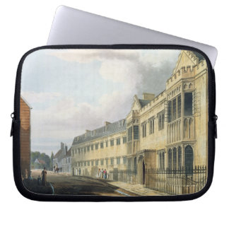 First Master's House, Harrow School, from 'History Laptop Sleeve