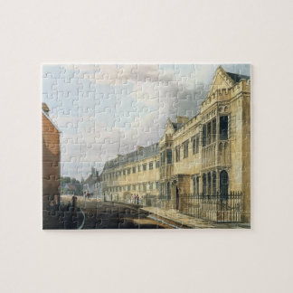 First Master's House, Harrow School, from 'History Puzzle