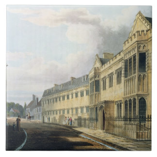 First Master's House, Harrow School, from 'History Tile