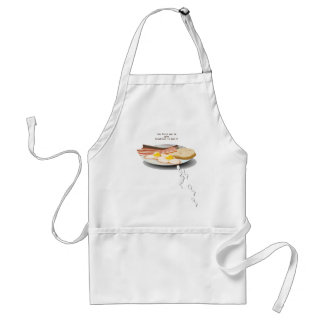 First one IN Adult Apron