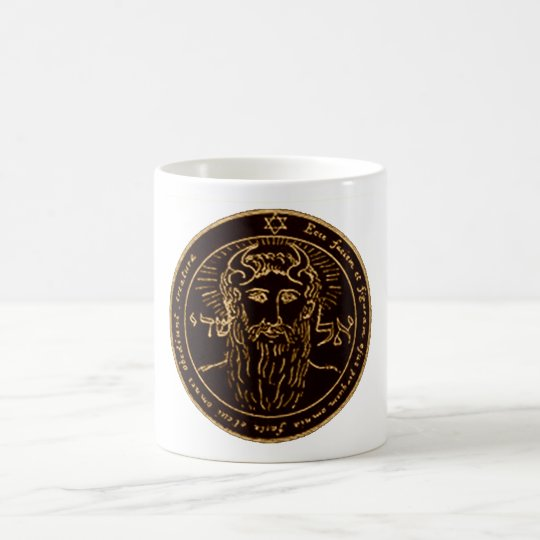 First Pentacle of the Sun Coffee Mug
