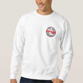 First Person Ghost Hunters team sweatshirt. Sweatshirt