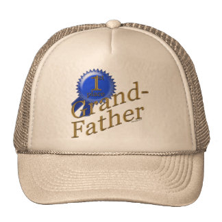 First Place Grandfather Hats