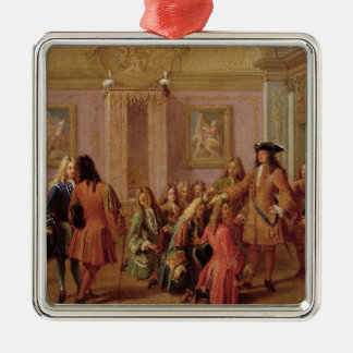First Promotion of the Order of Saint Louis Christmas Ornament
