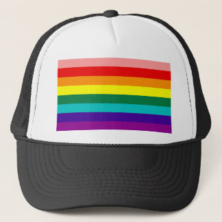 First Rainbow Gay Pride Flag Hat