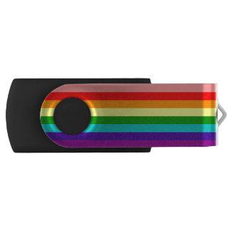 First Rainbow Pride Flag USB Flash Drive