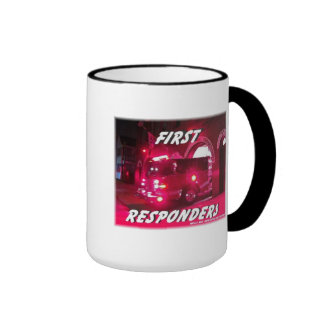 first,responders,firefighters Mug