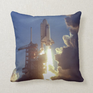 First Shuttle Launched Cushion