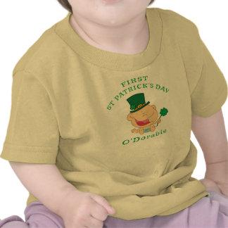 First St Patrick's Day T-Shirt Shirts