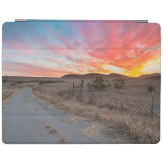 First Sunset of the Day iPad Cover