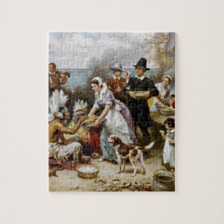First Thanksgiving Puzzles
