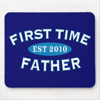 First Time Father 2010 Mouse Mat