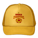 First time world champions Spain Hat