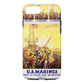 First to Fight for Democracy iPhone 7 Case