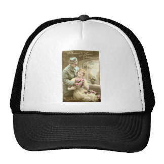 First World War images, People Hats