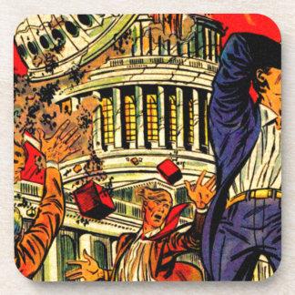 Fiscal Cliff Political Apocalypse Coasters
