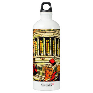 Fiscal Cliff Political Apocalypse SIGG Traveller 1.0L Water Bottle