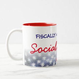 fiscally conservative socially inept mug
