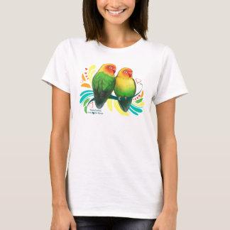 Fischer Lovebirds T-Shirt