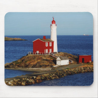 Fisgard Lighthouse Mouse Pad