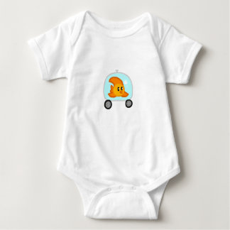 Fish 2.0 Baby one sie Baby Bodysuit