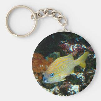 Fish 2 Keychain