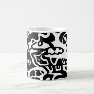 """""""Fish"""" abstract art Mug"""