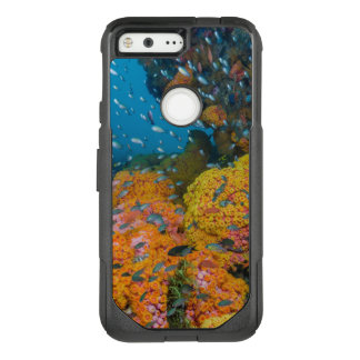 Fish Among Coral Reef OtterBox Commuter Google Pixel Case