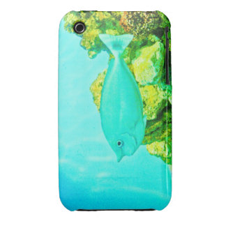 Fish and between green blue. iPhone 3 covers