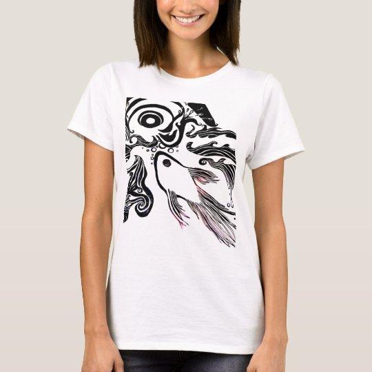 fish and bird T-Shirt