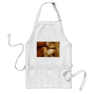 Fish and chips apron