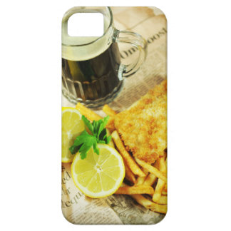 Fish and chips barely there iPhone 5 case