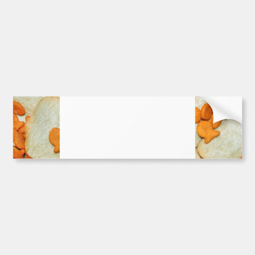 Fish And Chips Bumper Stickers