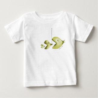 fish and fishing line baby T-Shirt