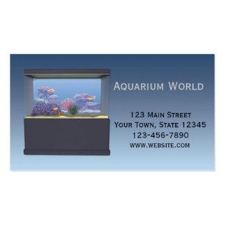 Fish Aquarium Business Cards