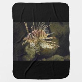Fish Baby Blanket