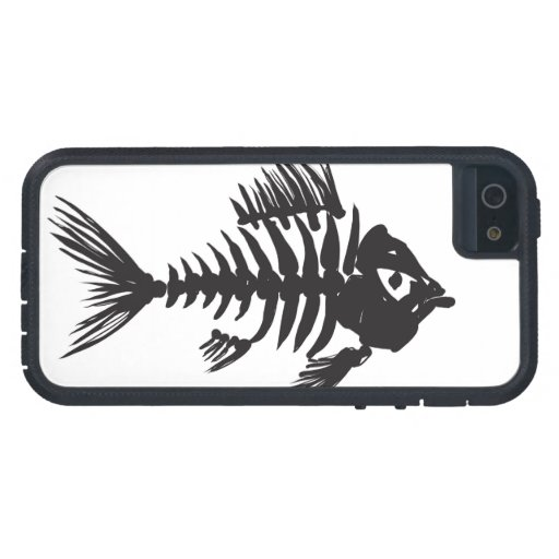 Fish Bone IPhone Case iPhone 5/5S Case