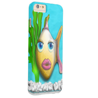 FISH BOWL BARELY THERE iPhone 6 PLUS CASE