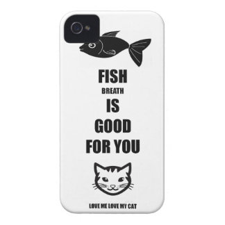Fish Breath Is Good For You Case-Mate iPhone 4 Case