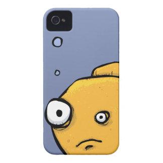 Fish Bubbles iPhone 4 4s Case